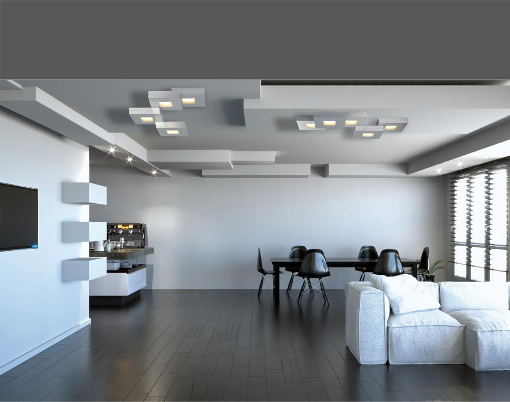led standleuchte mit leds in warmwei smash. Black Bedroom Furniture Sets. Home Design Ideas